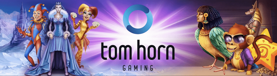 Tom Horn Gaming Added To Top Play Gaming Portfolio