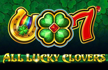 New Release: All Lucky Clovers from BGaming