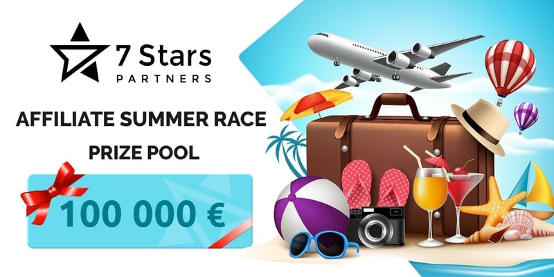 7StarsPartners Kicks Off Summer Holidays With Affiliate Summer Race