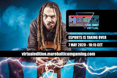 ESports is taking over, a mainstream topic at MARE BALTICUM Gaming Summit Virtual