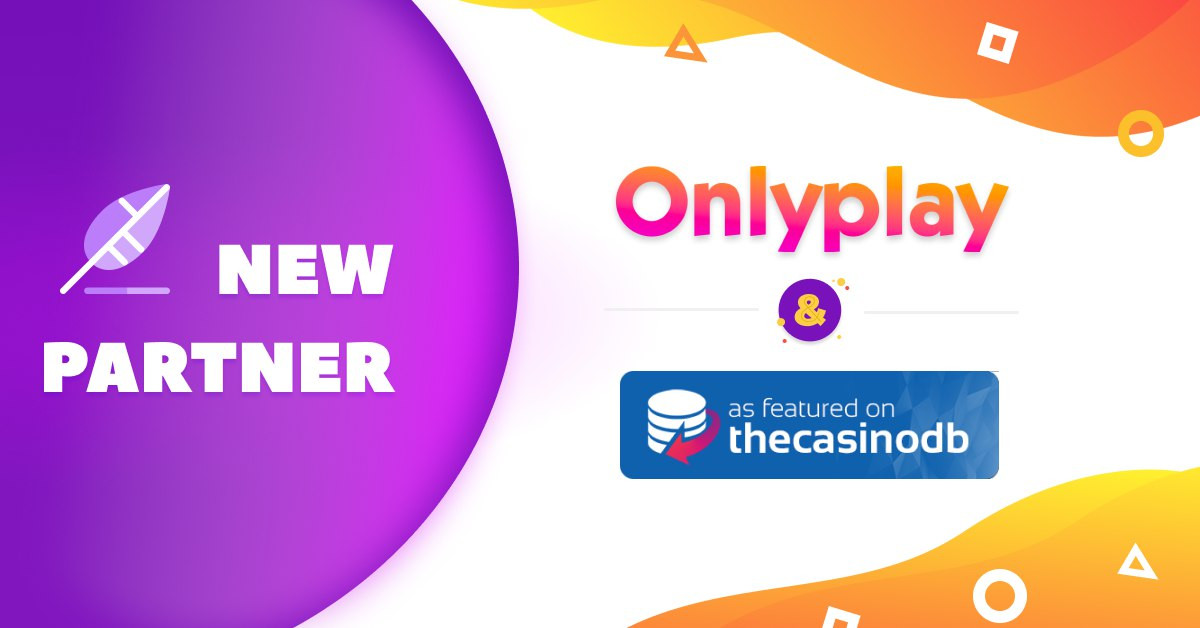 Onlyplay Partner With TheCasinoDB