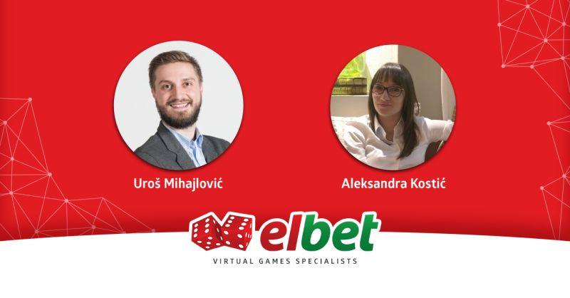 Elbet Welcome Aleks and Uros As New Sales Directors