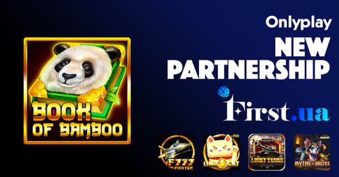 Onlyplay Partners With Ukrainian Licensed Online Casino First.ua