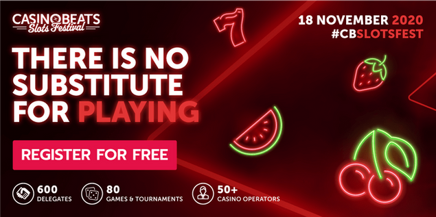 CasinoGrounds and CasinoBeats team up for inaugural Slots Festival