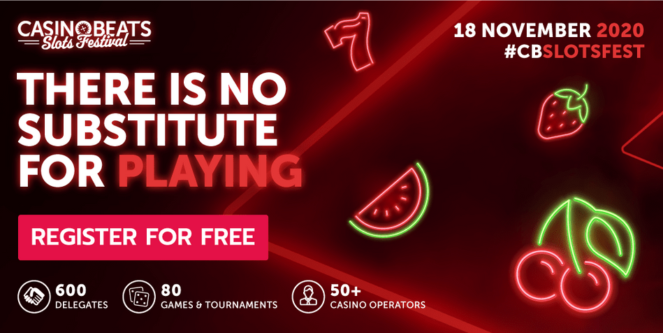 CasinoBeats Slots Festival to Make Play Central to Product Selection