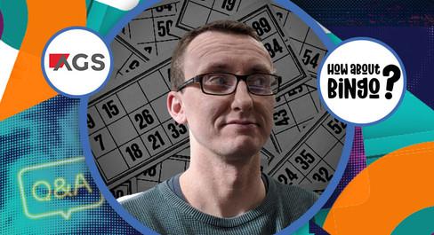 Wayne Howe, Managing Director of HowAbout Bingo