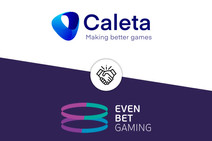 EvenBet Gaming Has Amplified Its Gaming Offering By Incorporating Content From Caleta Gaming