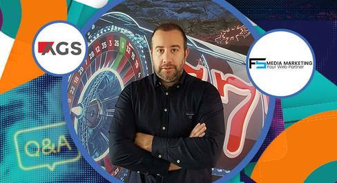 Fotis Gkotsoulias, CEO & Co-founder of FSMEDIA