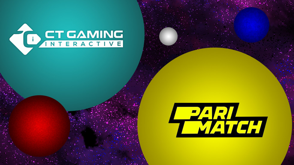 CT Gaming Interactive`s games go live with Parimatch