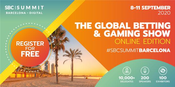 SBC Summit Barcelona - Digital 2020 announces free ticket initiative
