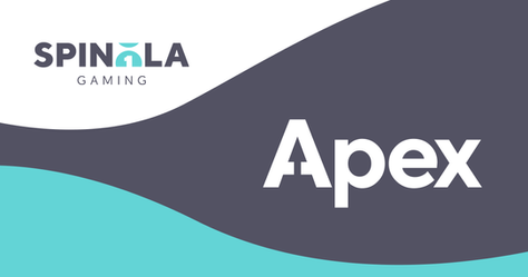 Spinola Gaming releases Apex – a ground-breaking €250 million Jackpot Insurance product for Slot, Instant Game and Casino suppliers.
