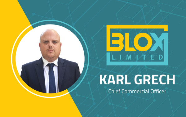 Startup Gaming Platform Blox Limited appoints Karl Grech as CCO