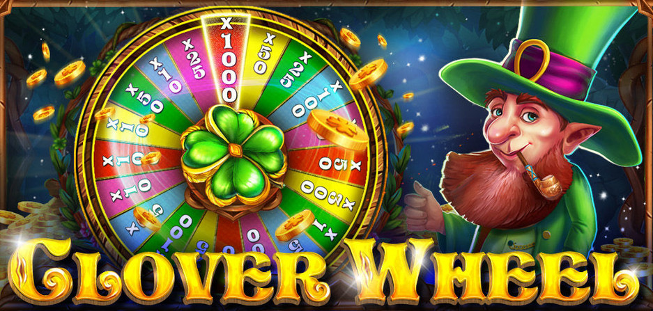 CT Gaming Interactive Releases New Exciting Game - The Clover Wheel
