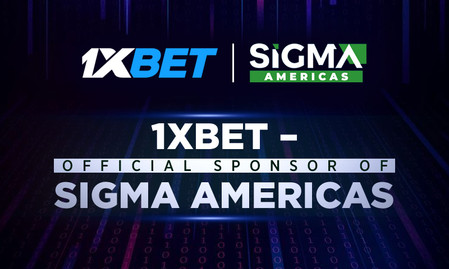1xBet is an official sponsor of the SiGMA Americas virtual conference