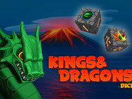 Kings and Dragons Dice