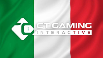 CT Gaming Interactive certified for Italy