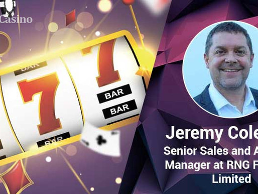 LoginCasino Interview with Jeremy Coleman: Four Main Features of Any Successful Slot Game