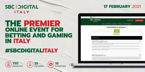 SBC Digital Italy Set To Address Betting And Gaming Industry's Biggest Issues