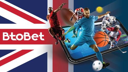 BtoBet Sportsbook Platform Receives UK Certification