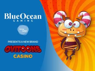 Ovitoons casino Goes Live On BlueOcean Gaming platform