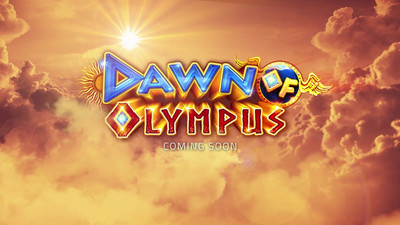 Dawn of Olympus by GameArt - Coming Soon