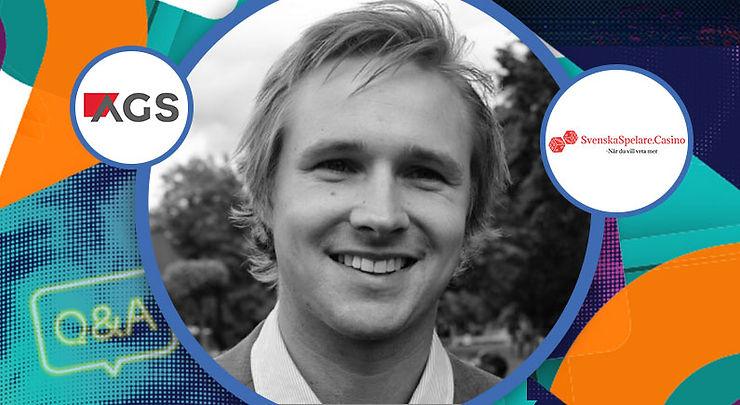 Staffan Arvidson, CEO of Solomedia