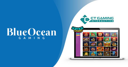 CT Gaming interactive goes live with BlueOcean Gaming