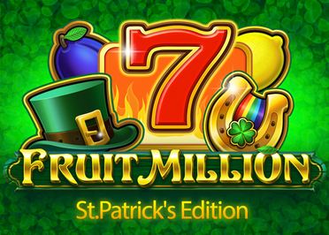St. Patrick's Day With BGaming: Find All The Gold And Lucky Clovers In The New Fruit Million Slot Edition