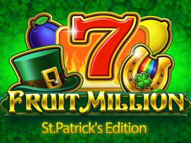 Fruit Million: St Patrick's Day Edition