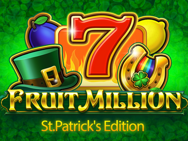 Fruit Million: St Patrick's Day Edition
