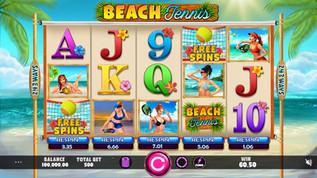 Caleta Gaming Releases Its Last Game Of 2020: Beach Tennis!