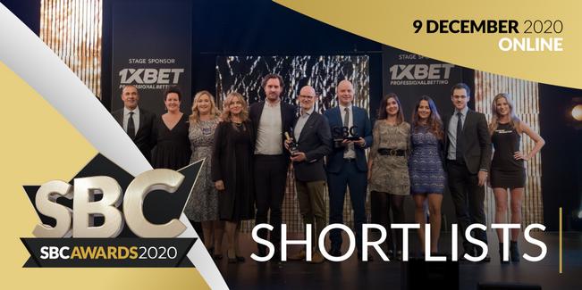 SBC Awards 2020 shortlists highlight major industry accomplishments