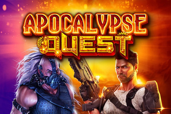 Apocalypse Quest, brand new from GameArt - Coming Soon