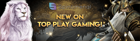 Spinomenal - A New Addition To The Top Play Gaming Portfolio