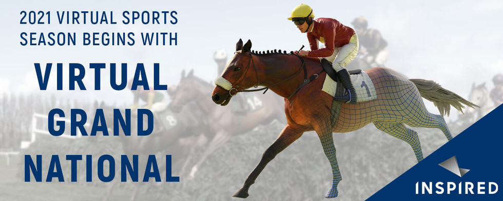2021 Virtual Sports Season Begins With Virtual Grand National