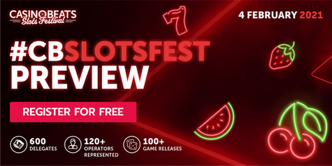 CasinoBeats Slots Festival Set To Put Play At The Heart Of Product Selection