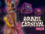 Brazil Carnival Dice