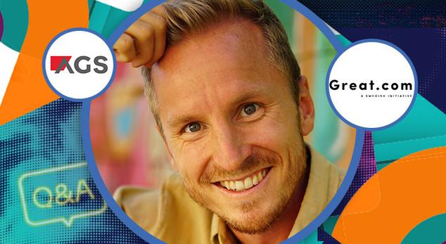 Erik Bergman, Founder of Great.com