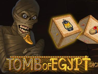 Tomb Of Egypt Dice