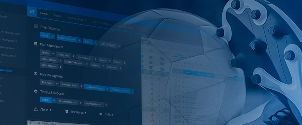 NSoft's Sportsbook Software for VictoryWillbeours N.V.