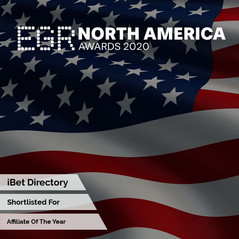 iBet Directory - EGR North America Award