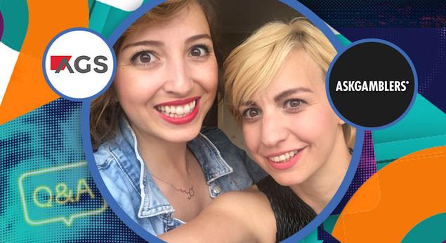 Milica Kasapovic & Dijana Radunovic, Senior Account Managers at AskGamblers