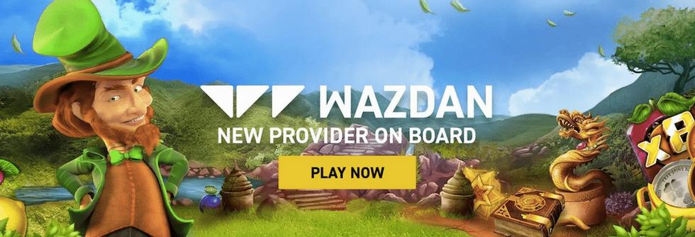 Top Play Gaming Announces Partnership With Wazdan