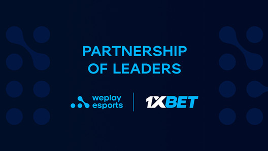 WePlay Esports And 1xBet: A Partnership Of Leaders