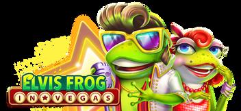 BGaming release brand new slot - Elvis Frog in Vegas