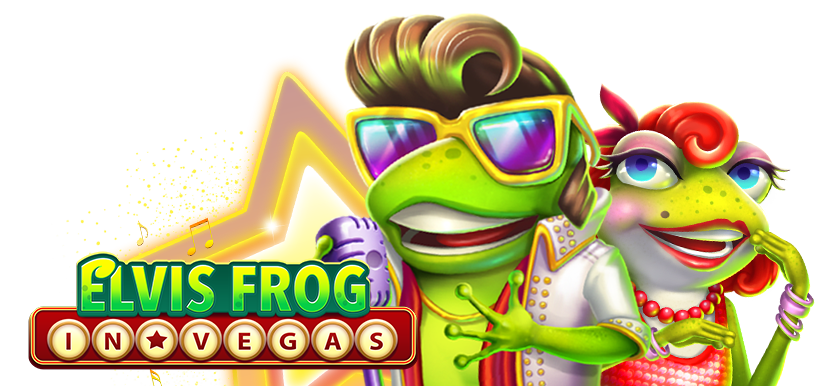BGaming release brand new slot - Elvis Frog in Vegas