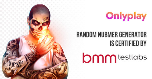 Onlyplay Receives BMM Certification