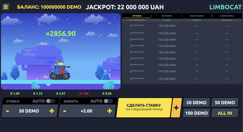 Onlyplay team is proud to have the incredible Limbo Cat multiplier game in our portfolio.