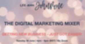 Digital Marketing Mixer Party June 2020.