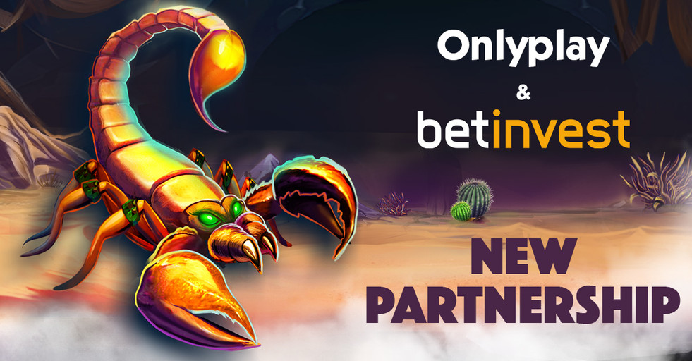 Onlyplay Enters Into Agreement With BetInvest
